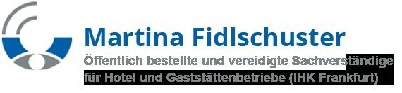 Martina Fidlschuster Logo
